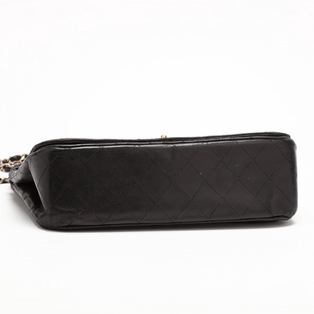 Vintage Full Flap Crossbody Bag, Chanel - 3