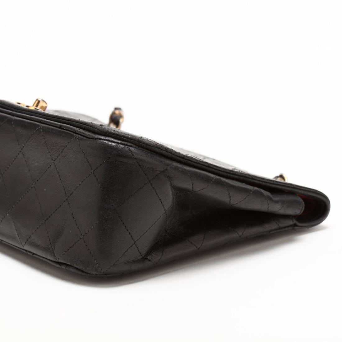Vintage Full Flap Crossbody Bag, Chanel - 4