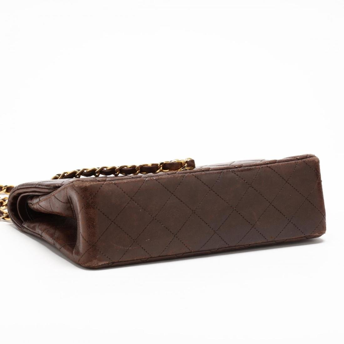 Classic Small Double Flap Shoulder Bag, Chanel - 3