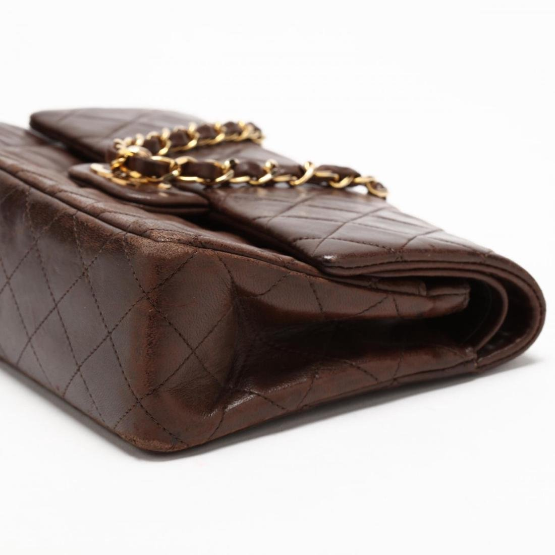 Classic Small Double Flap Shoulder Bag, Chanel - 4
