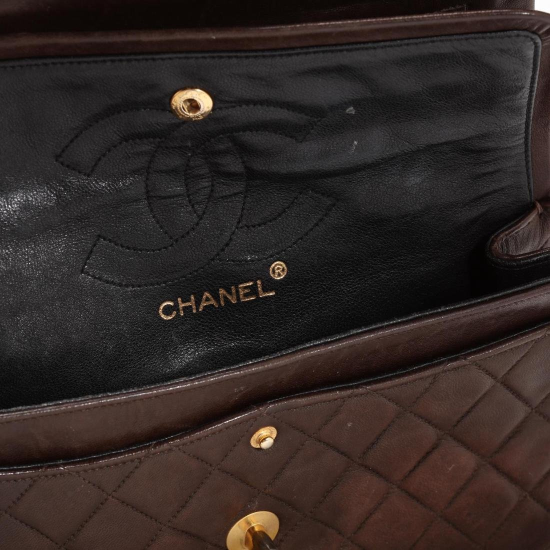 Classic Small Double Flap Shoulder Bag, Chanel - 6