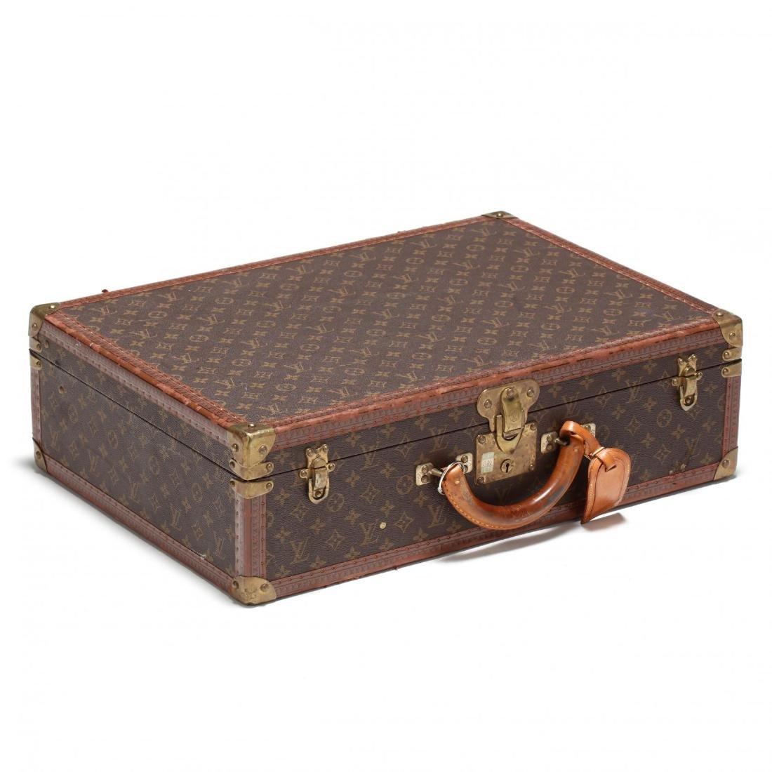 Hard Sided Suitcase  Bisten 60 , Louis Vuitton
