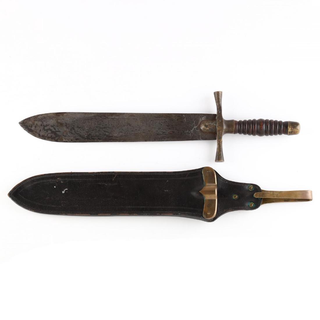 Model 1887 U. S. Hospital Corps Knife