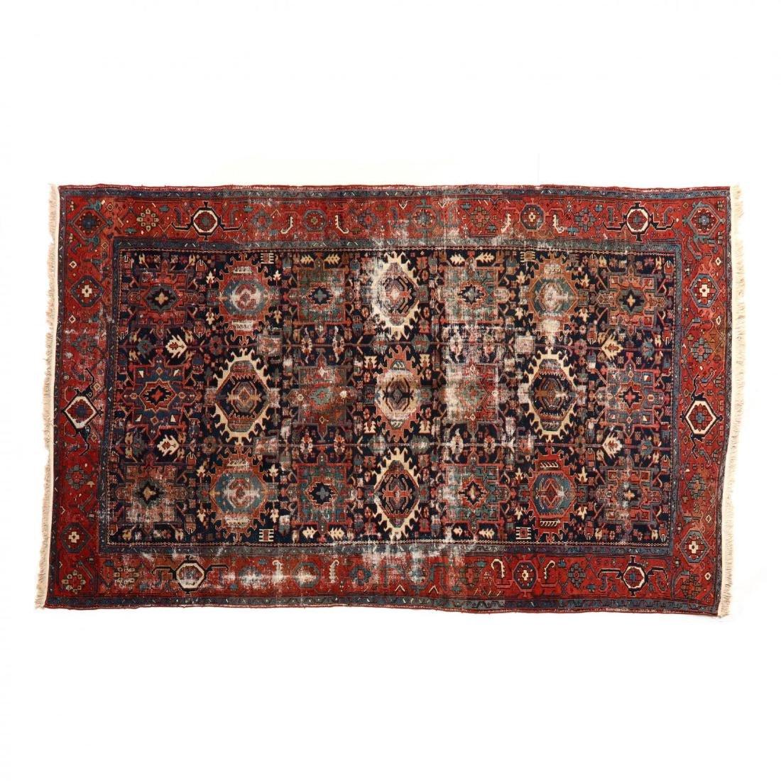 Vintage Karadja Carpet