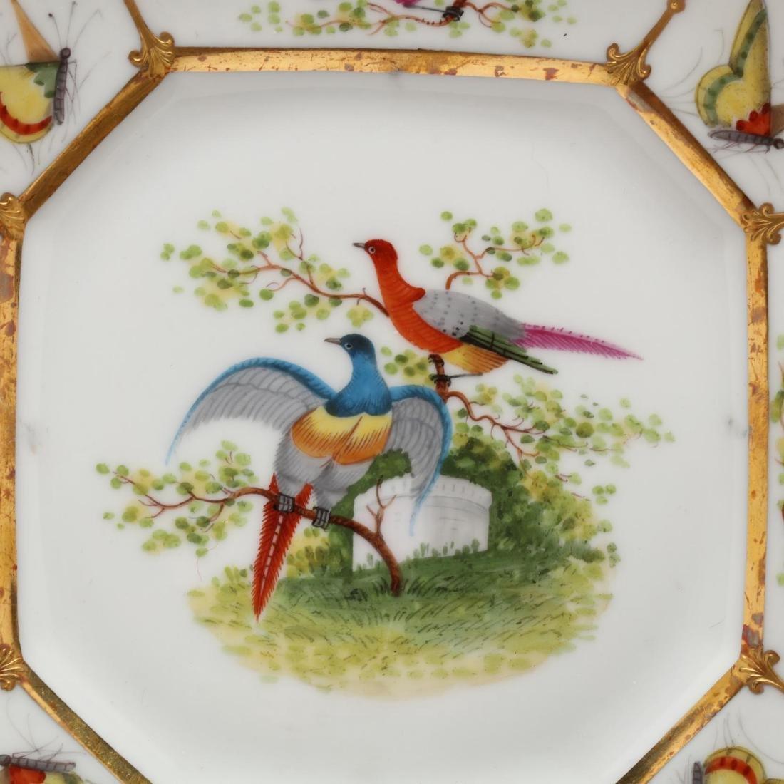 A Set of Twelve Porcelain Dessert Plates - 2