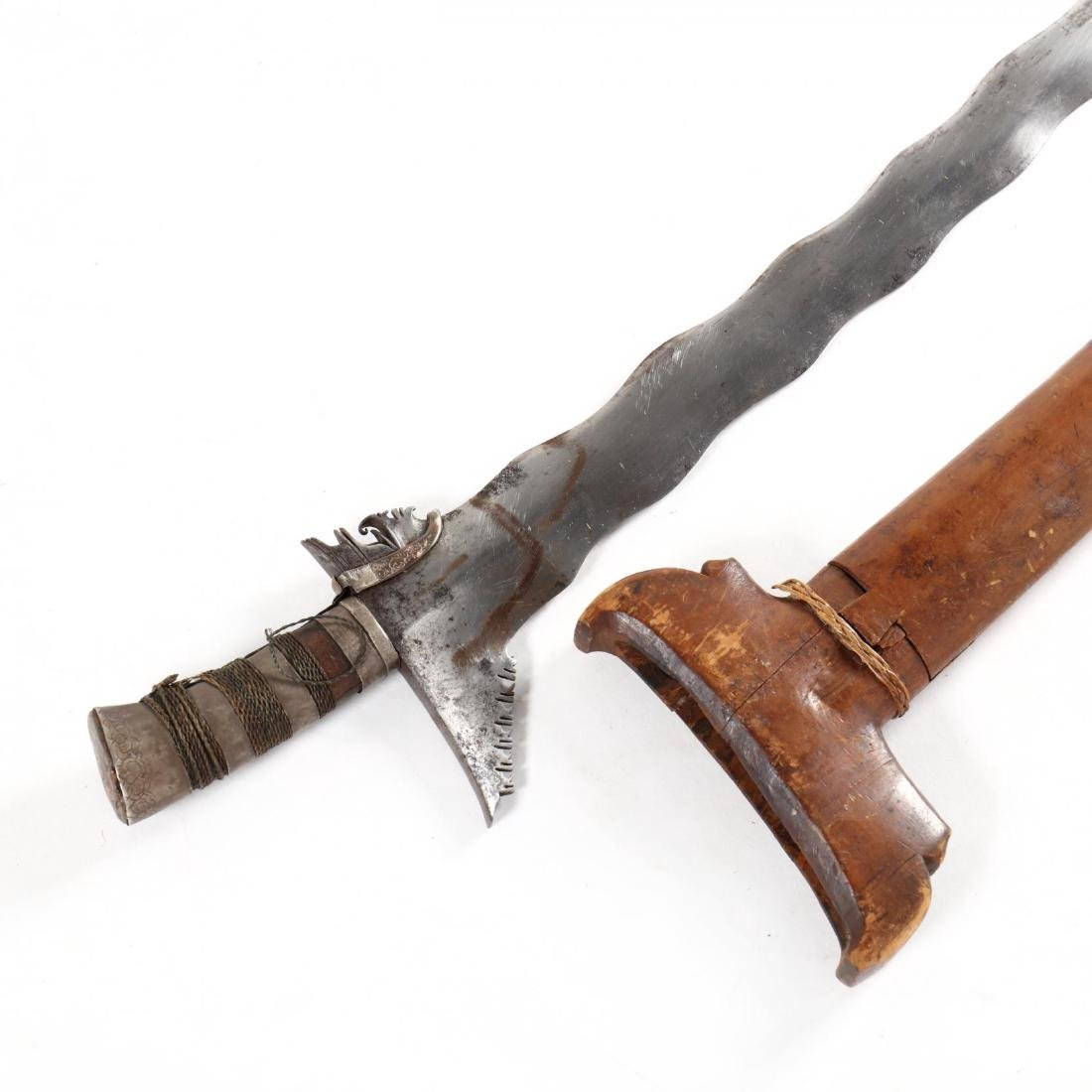 Philippines, Kris Sword and Similar Knife - 2