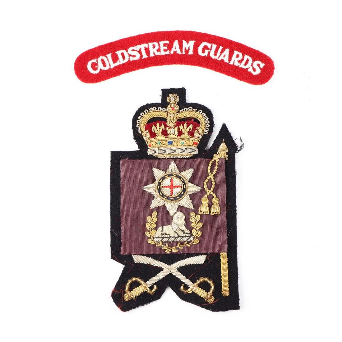 Two Items Pertaining to British Military Insignia - 2