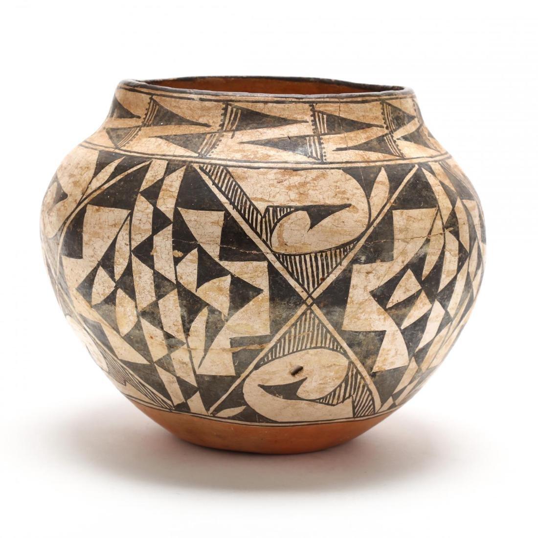 Acoma Pottery Olla