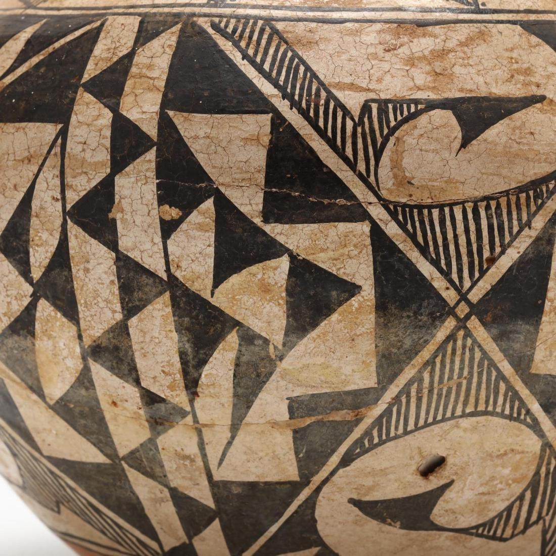 Acoma Pottery Olla - 3