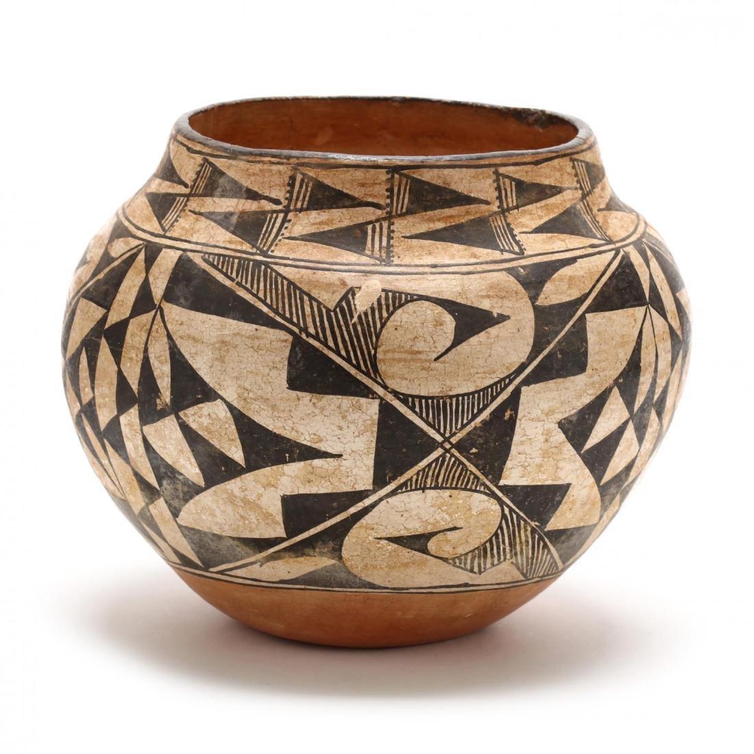 Acoma Pottery Olla - 5