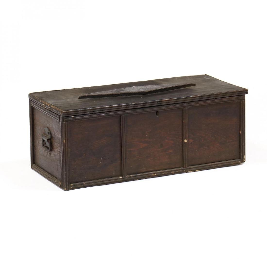Antique Officer's Campaign Box