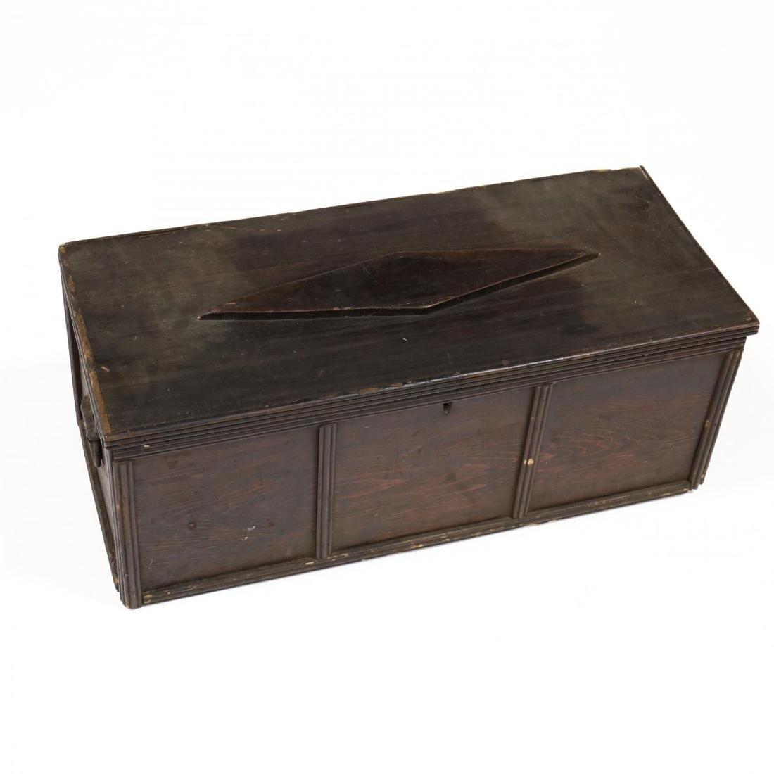 Antique Officer's Campaign Box - 2