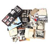 Vintage North Carolinian's Photo Albums and Ephemera