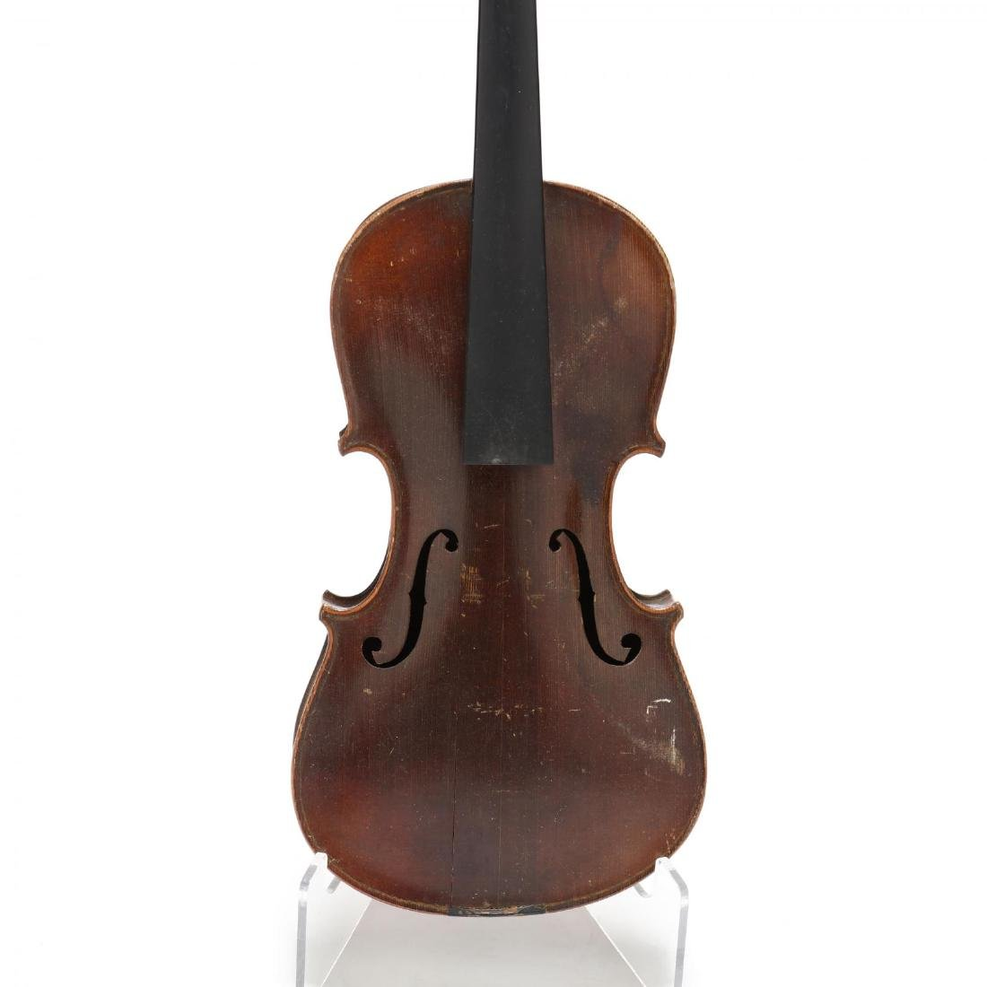 Factory 4/4 Violin After Jacob Stainer - 3