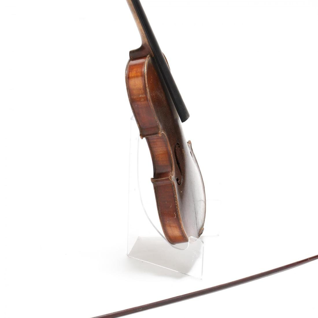 Factory 4/4 Violin After Jacob Stainer - 5