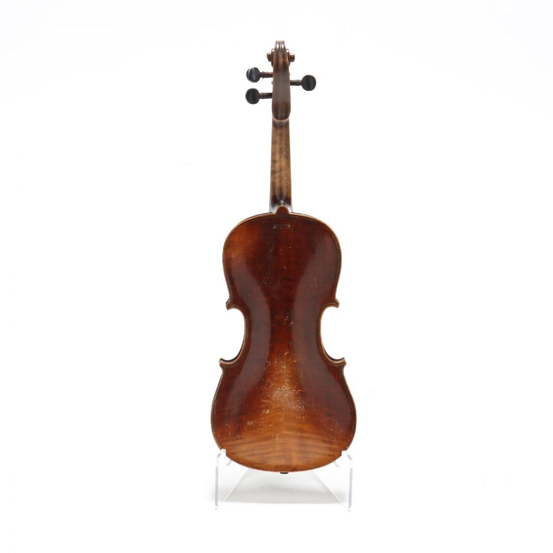 Factory 4/4 Violin After Jacob Stainer - 6