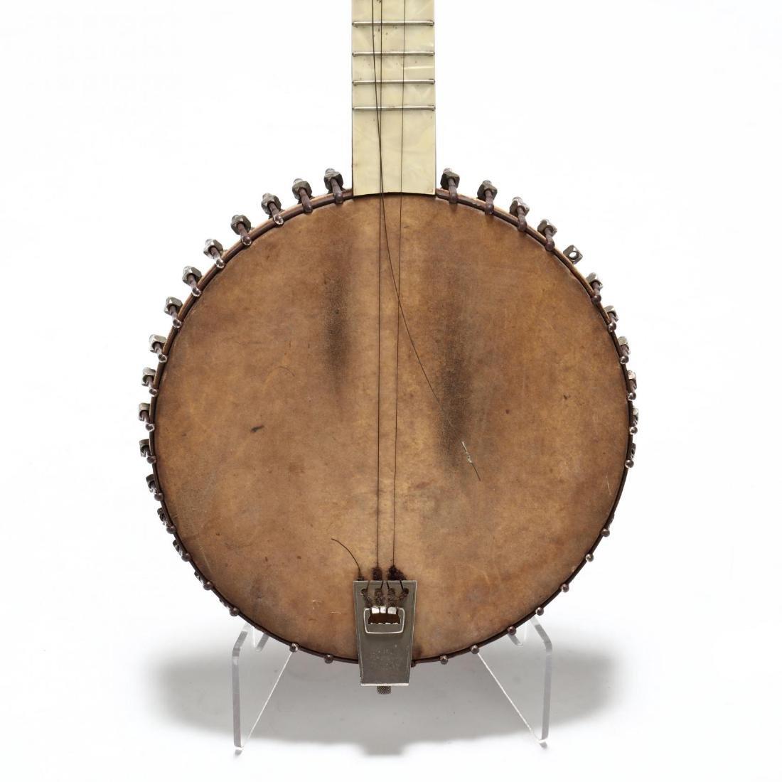 Unmarked Novelty 5-String Open Back Banjo - 3