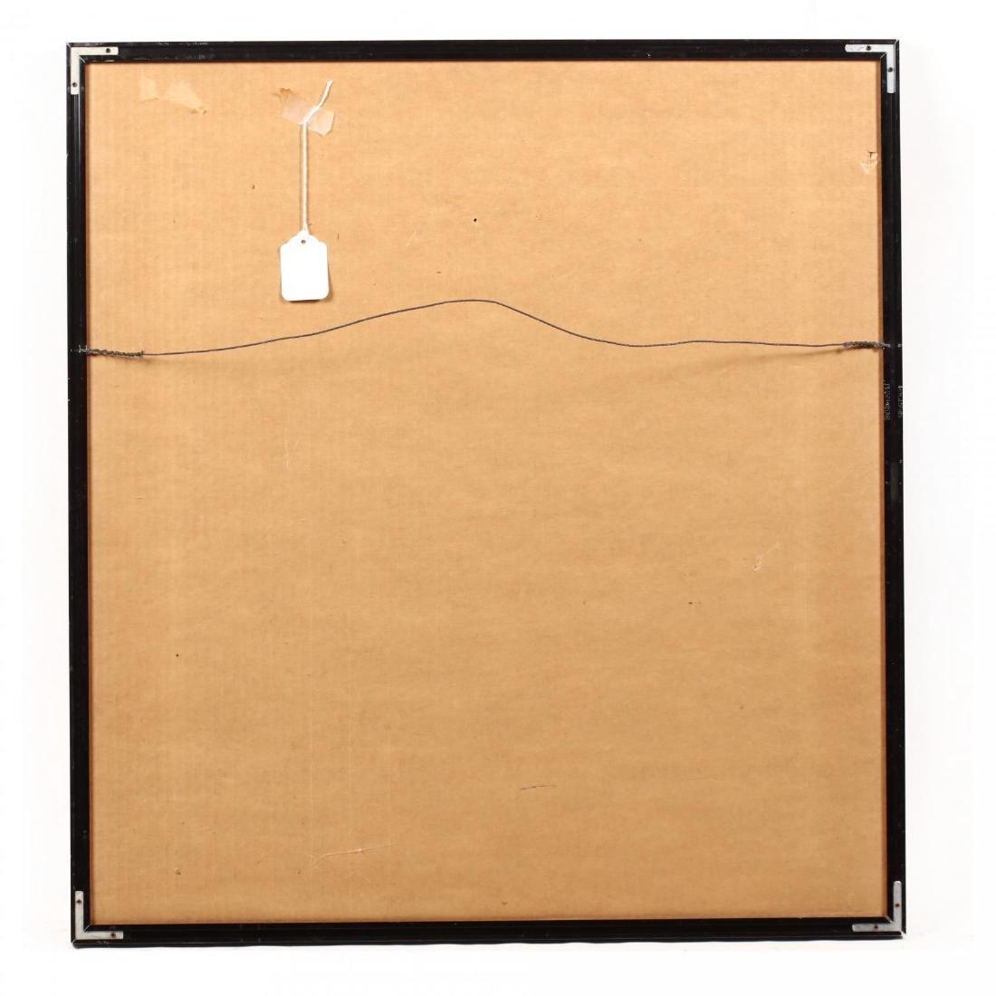 Roland Ayers (PA, 1932-2014), A Circular Lithograph - 3