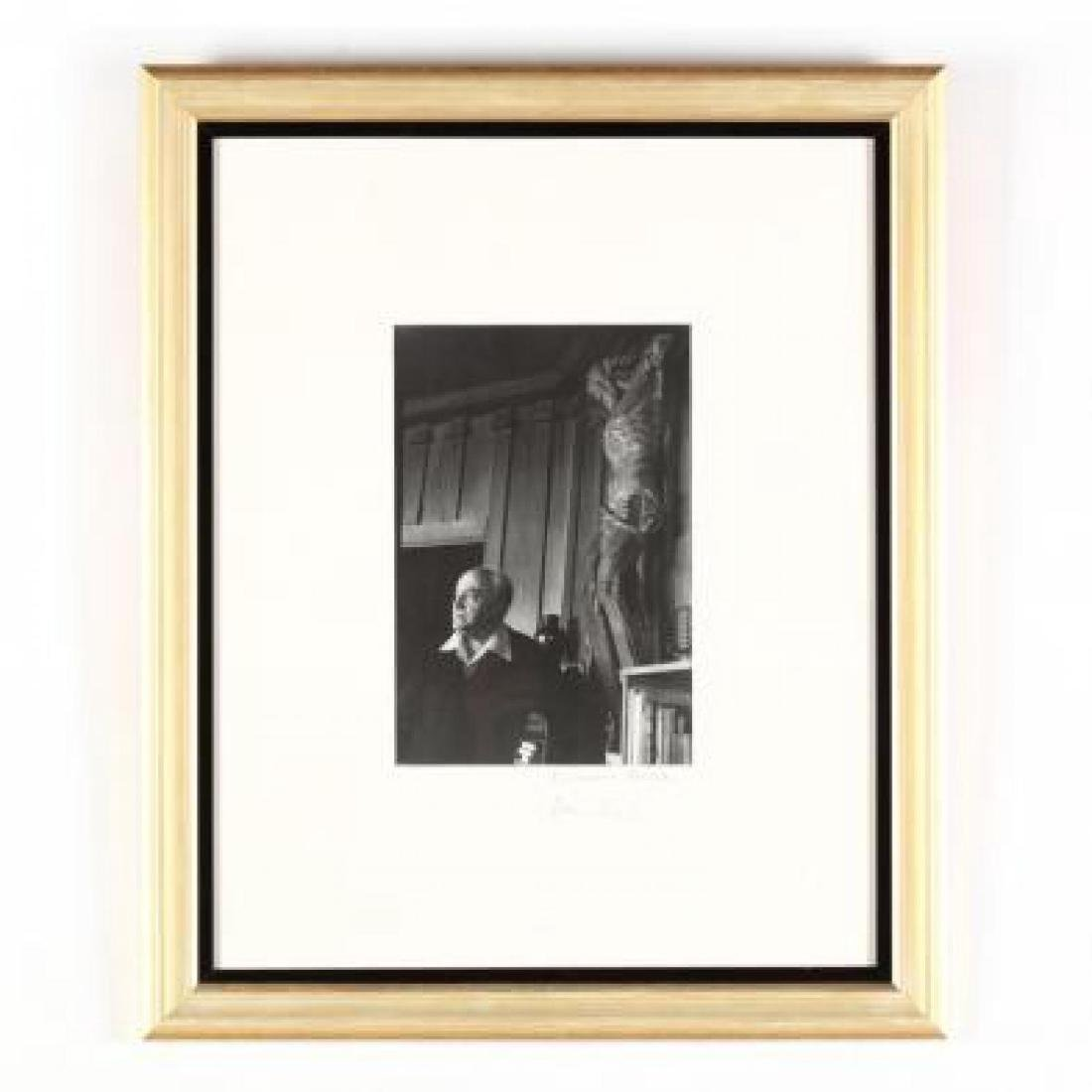 Lucienne Bloch (American, 1909-1999), Portrait of