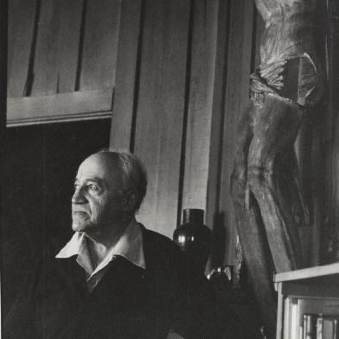 Lucienne Bloch (American, 1909-1999), Portrait of - 3