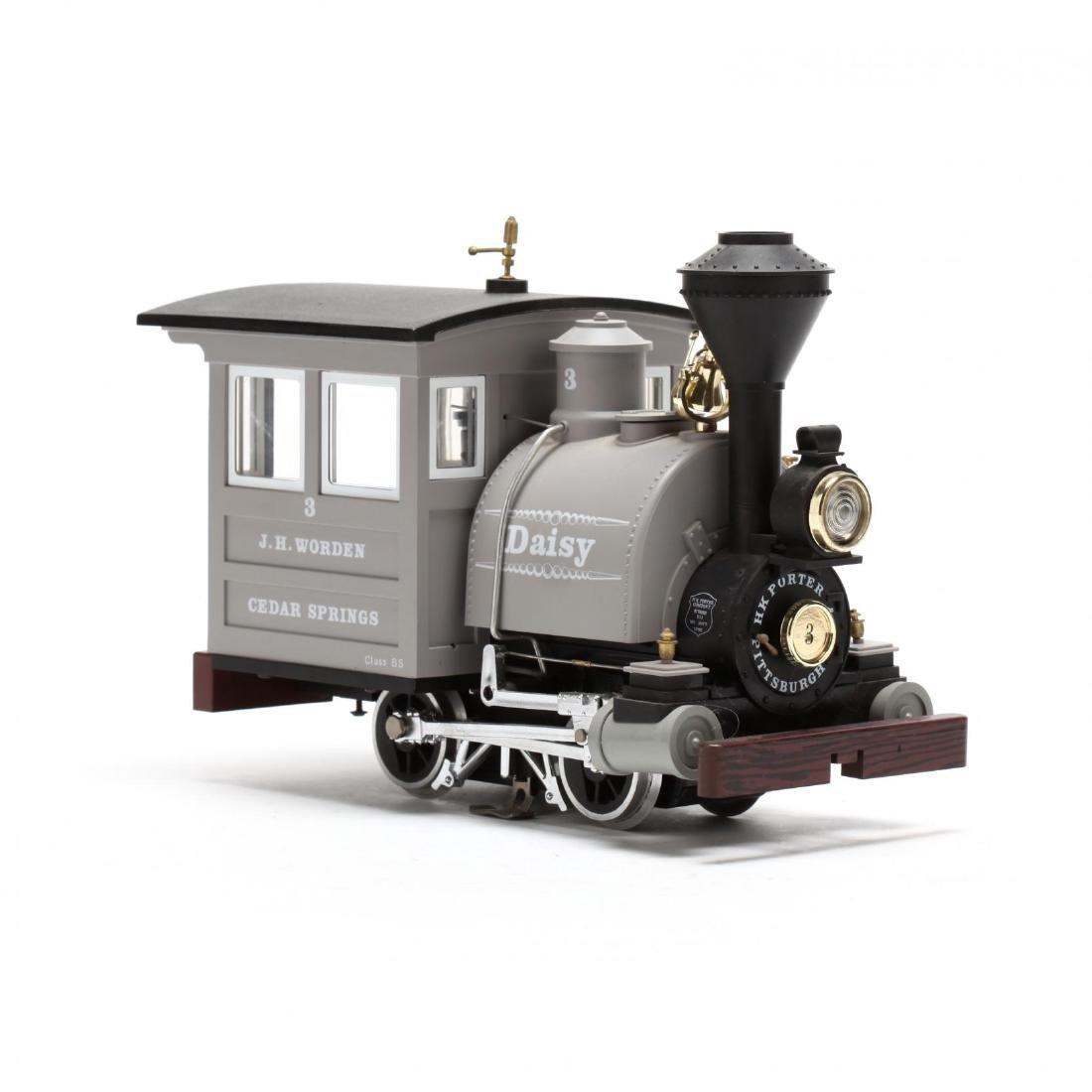 Lehmann Daisy Porter Steam Locomotive