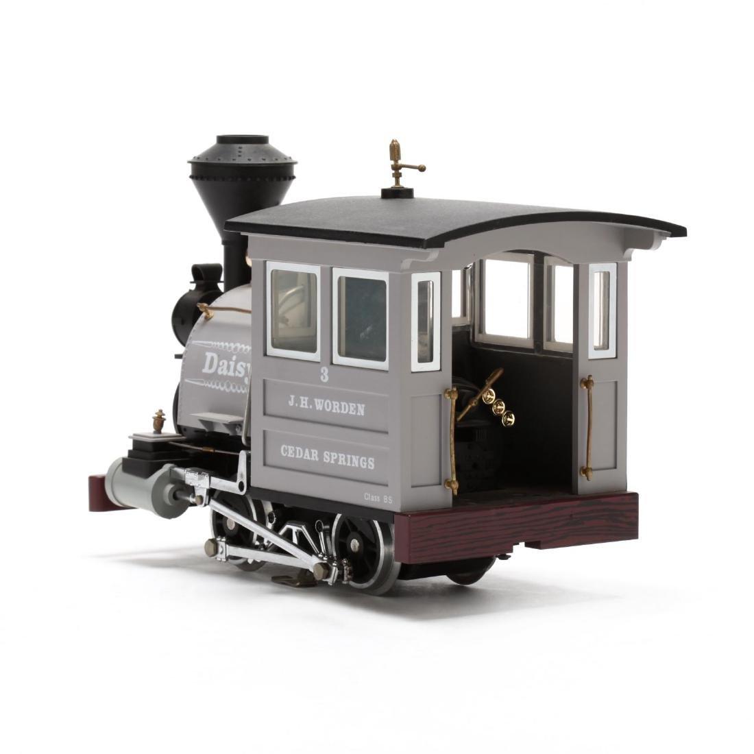 Lehmann Daisy Porter Steam Locomotive - 2