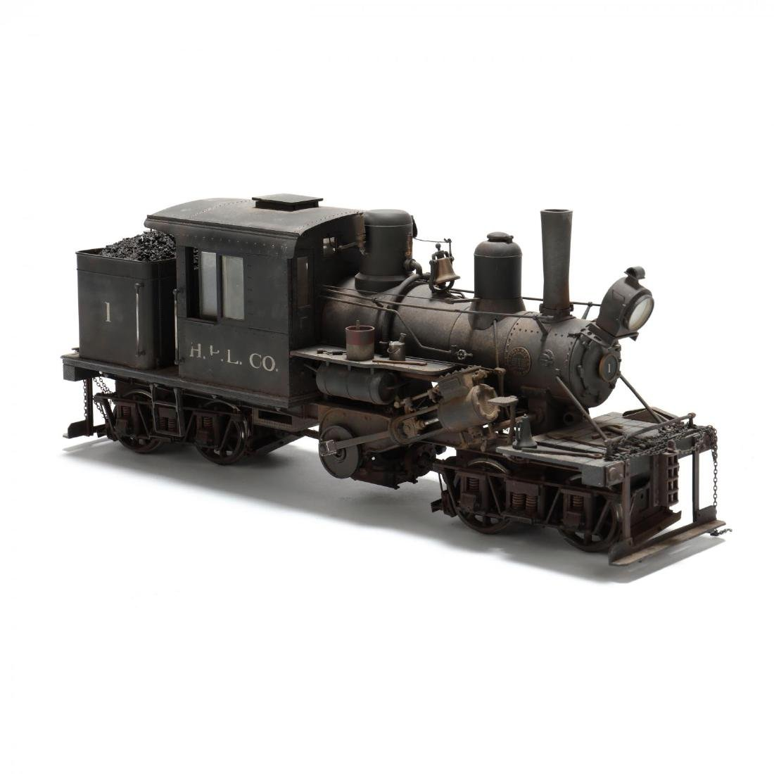 Bachmann Steam Locomotive Climax