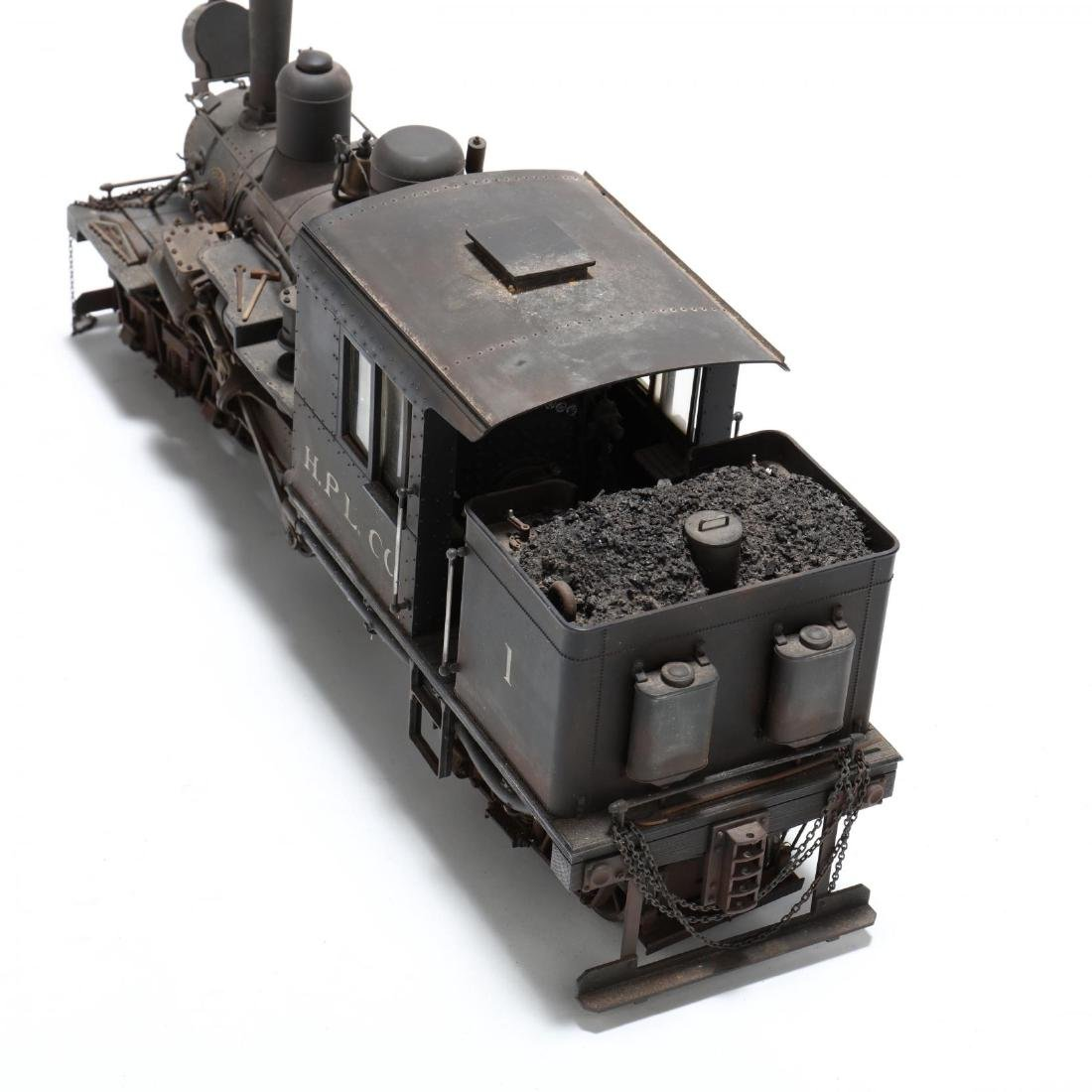 Bachmann Steam Locomotive Climax - 4