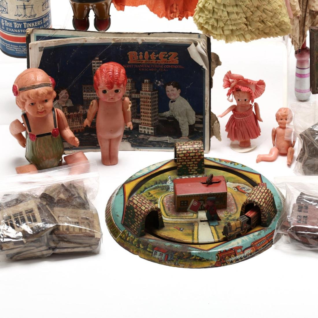 A Group of Vintage Toys - 2