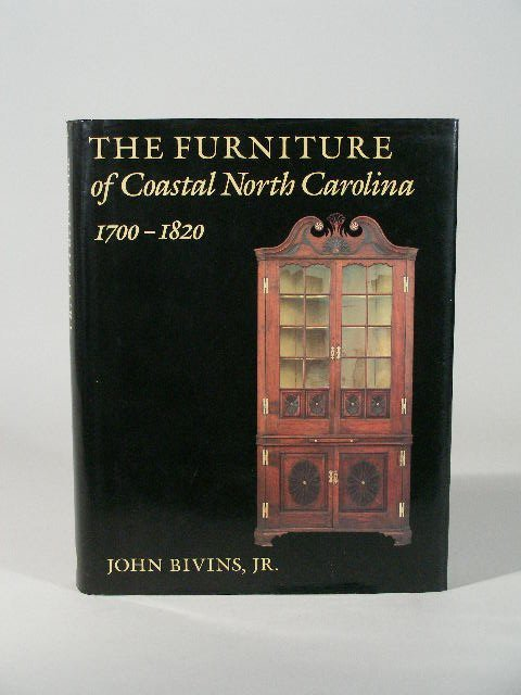 20: NC Book, Hard-to-Find, The Furniture of Coastal Nor