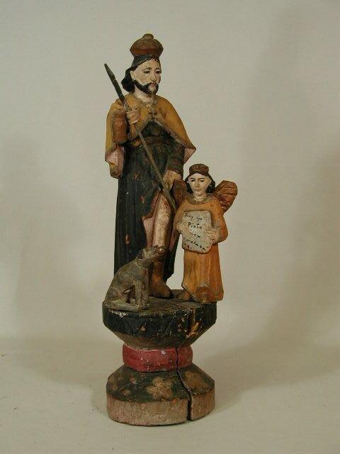 1005: Santos - St. Roch, 19th c.,