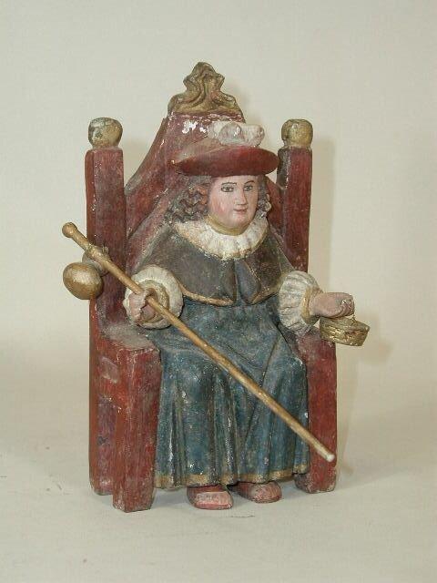 1013: Santos - Christ Child, 18th c.,