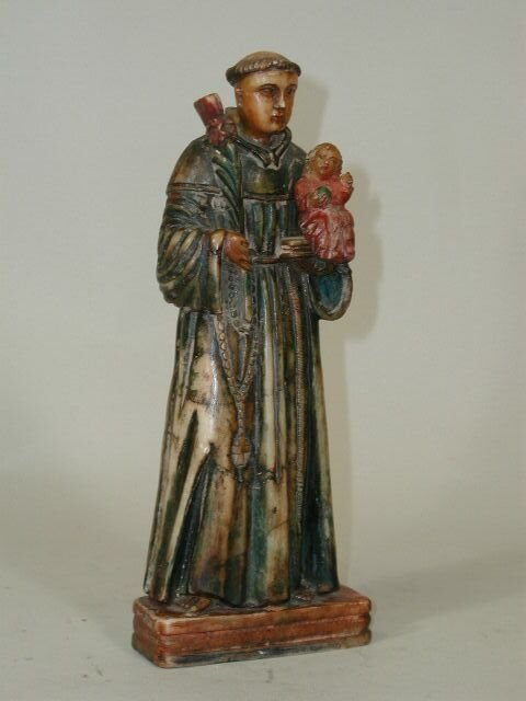 1016: Santos - St. Anthony and Christ Child,