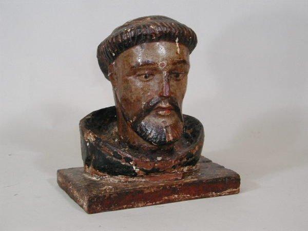 1018: Santos - head of St. Anthony,