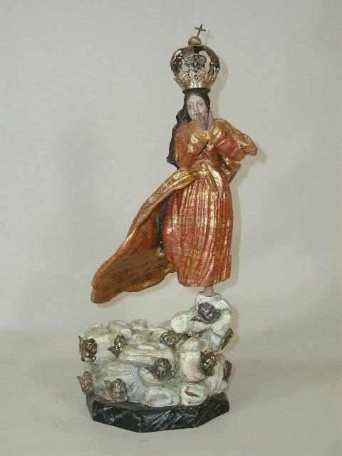 1019: Santos - Madonna of the Ascension,