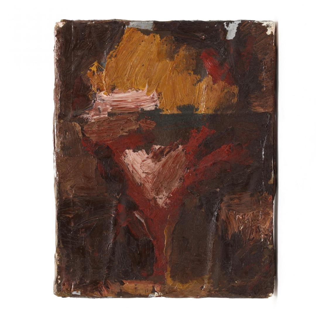 Michael David (NV/NY, b. 1954),  Final Fall