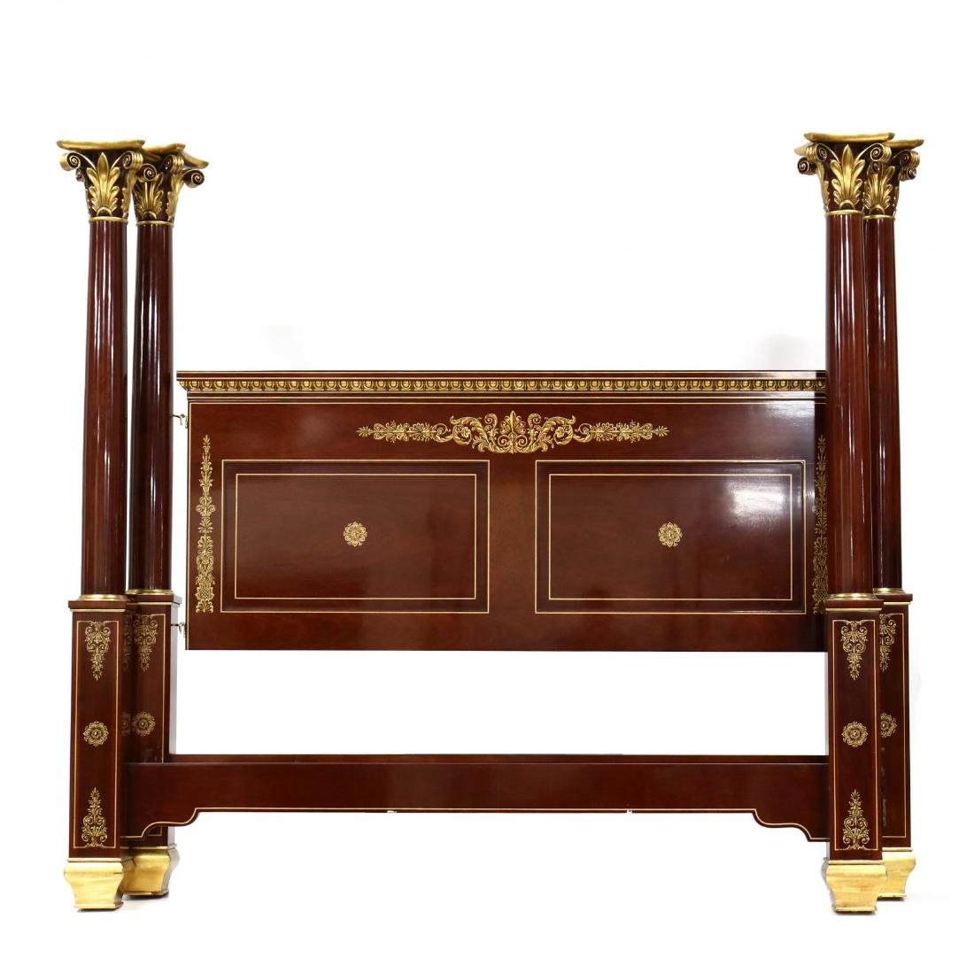 Kindel Masterworks, Winterthur Adaptation Mahogany Gilt