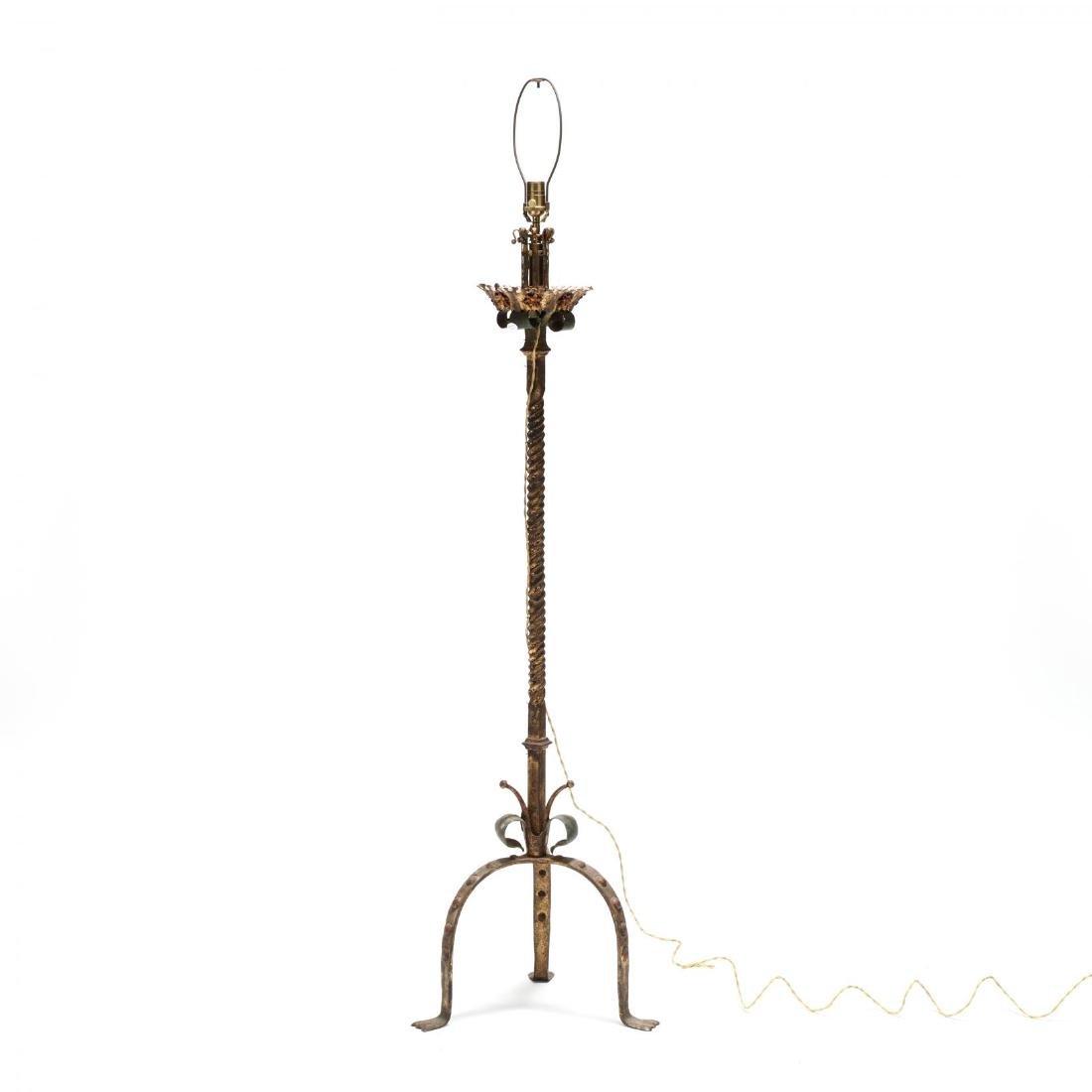 Visual Comfort & Co., Italian Renaissance Style Floor - 5