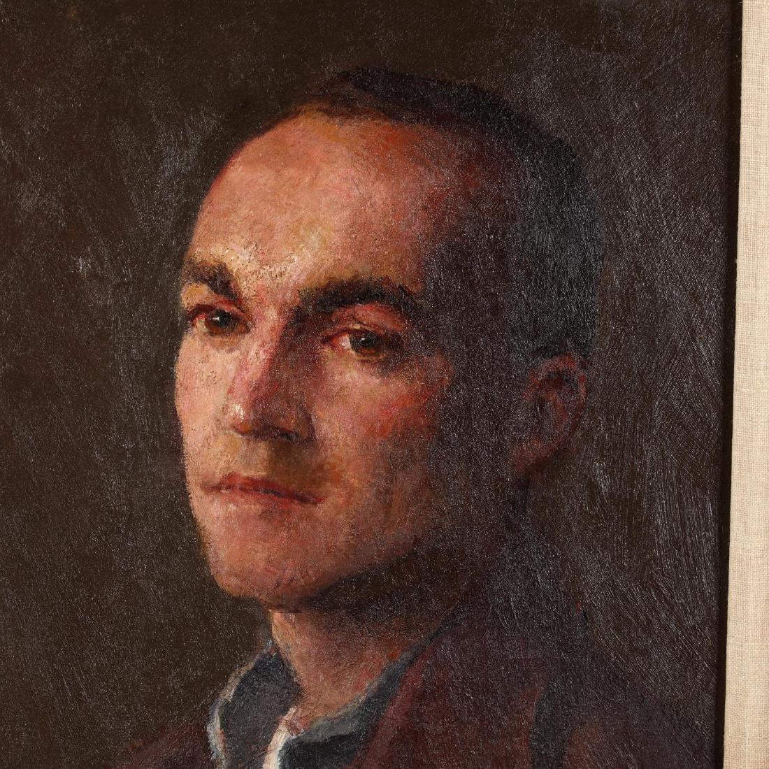 Two Portraits, Ray Goodbred and Robert Brackman - 3