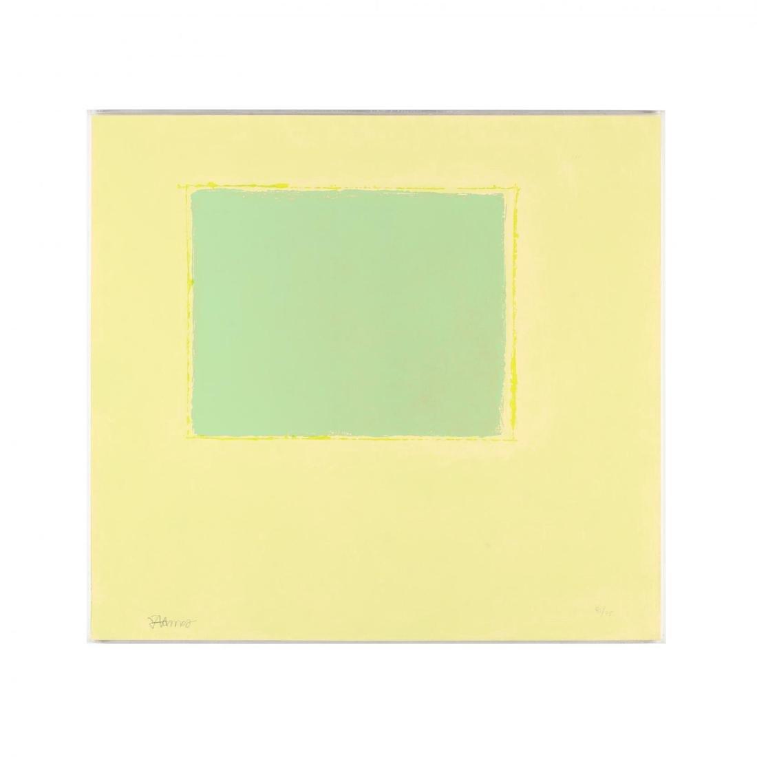 Theodoros Stamos (American/Greek, 1922-1997),  Green
