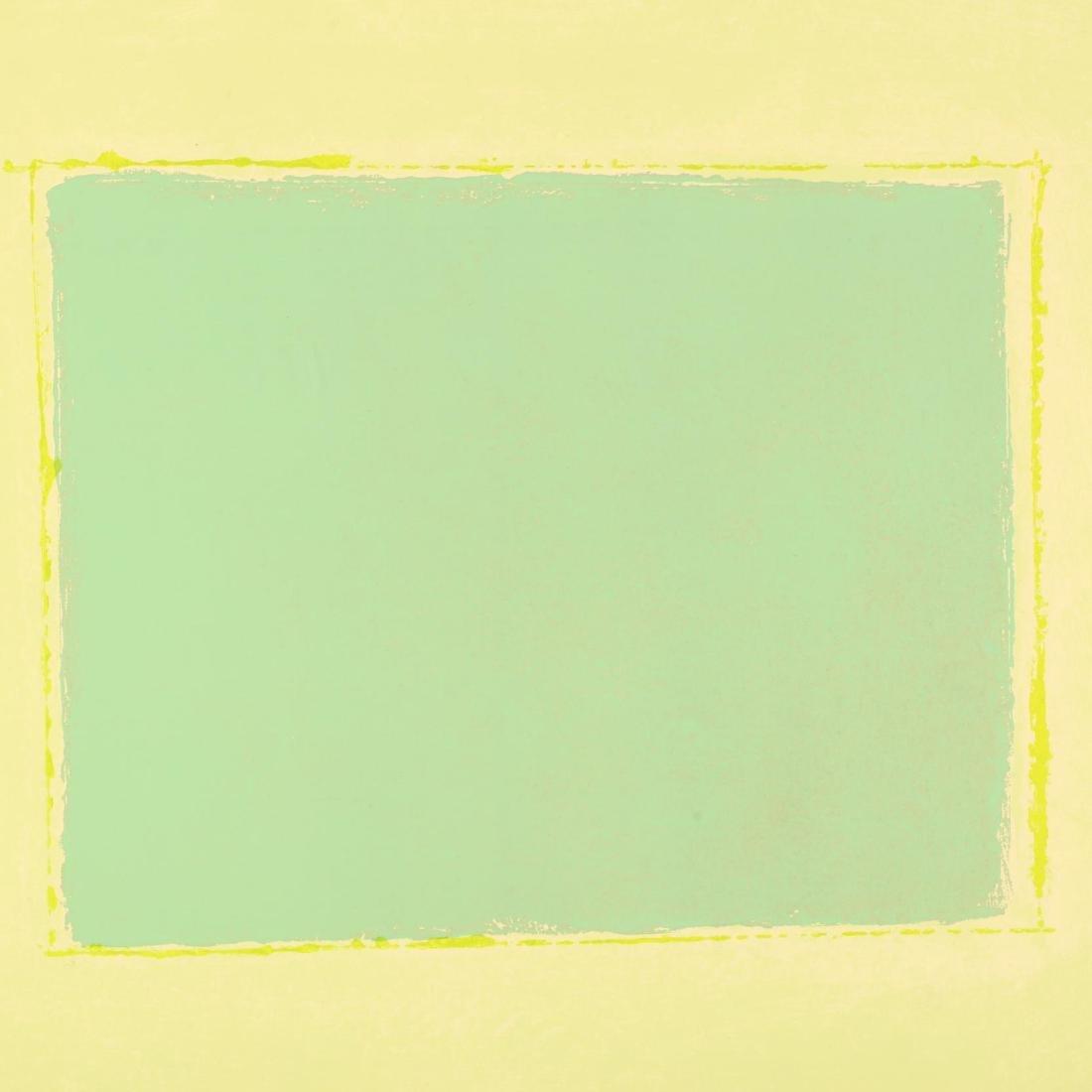 Theodoros Stamos (American/Greek, 1922-1997),  Green - 3