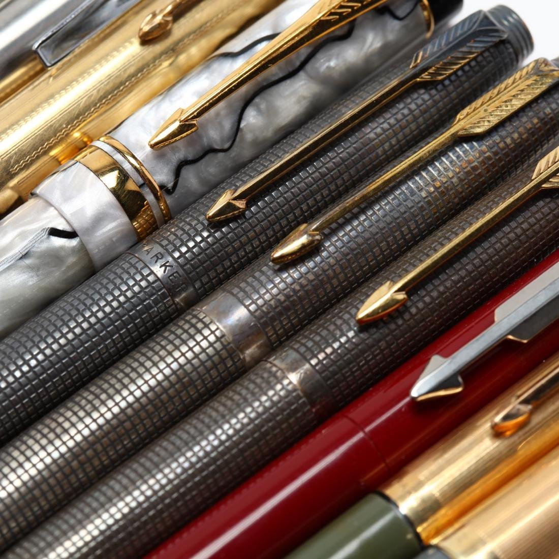 Collection of Parker's Fountain Pens - 2