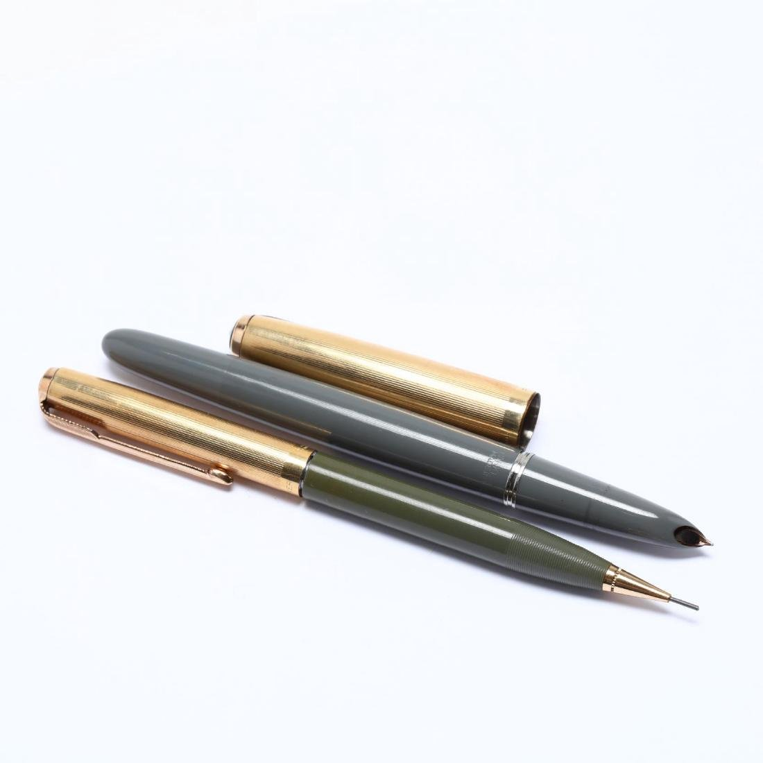 Collection of Parker's Fountain Pens - 6