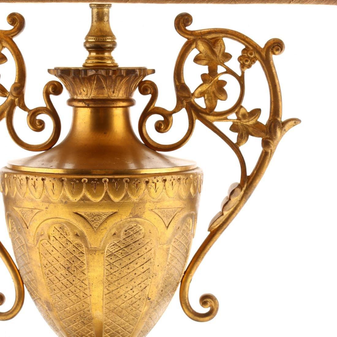 Renaissance Style Urn Form Table Lamp - 2