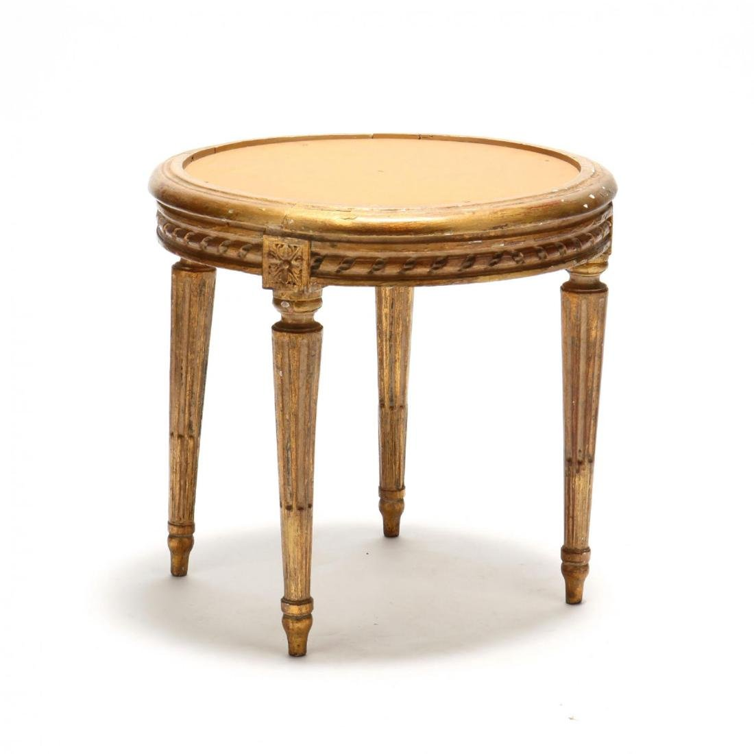 Louis XVI Style Low Table