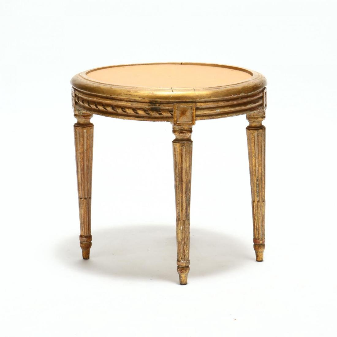 Louis XVI Style Low Table - 3