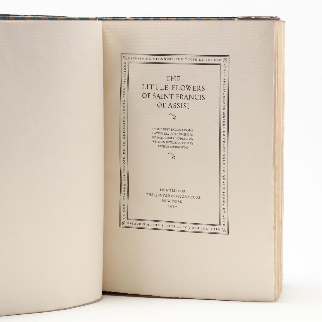 Three Prewar Limited Editions Club Slipcased Books With - 3