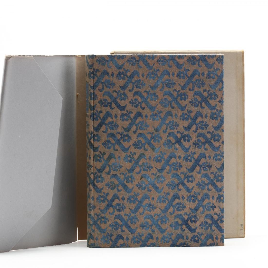 Three Prewar Limited Editions Club Slipcased Books With - 4