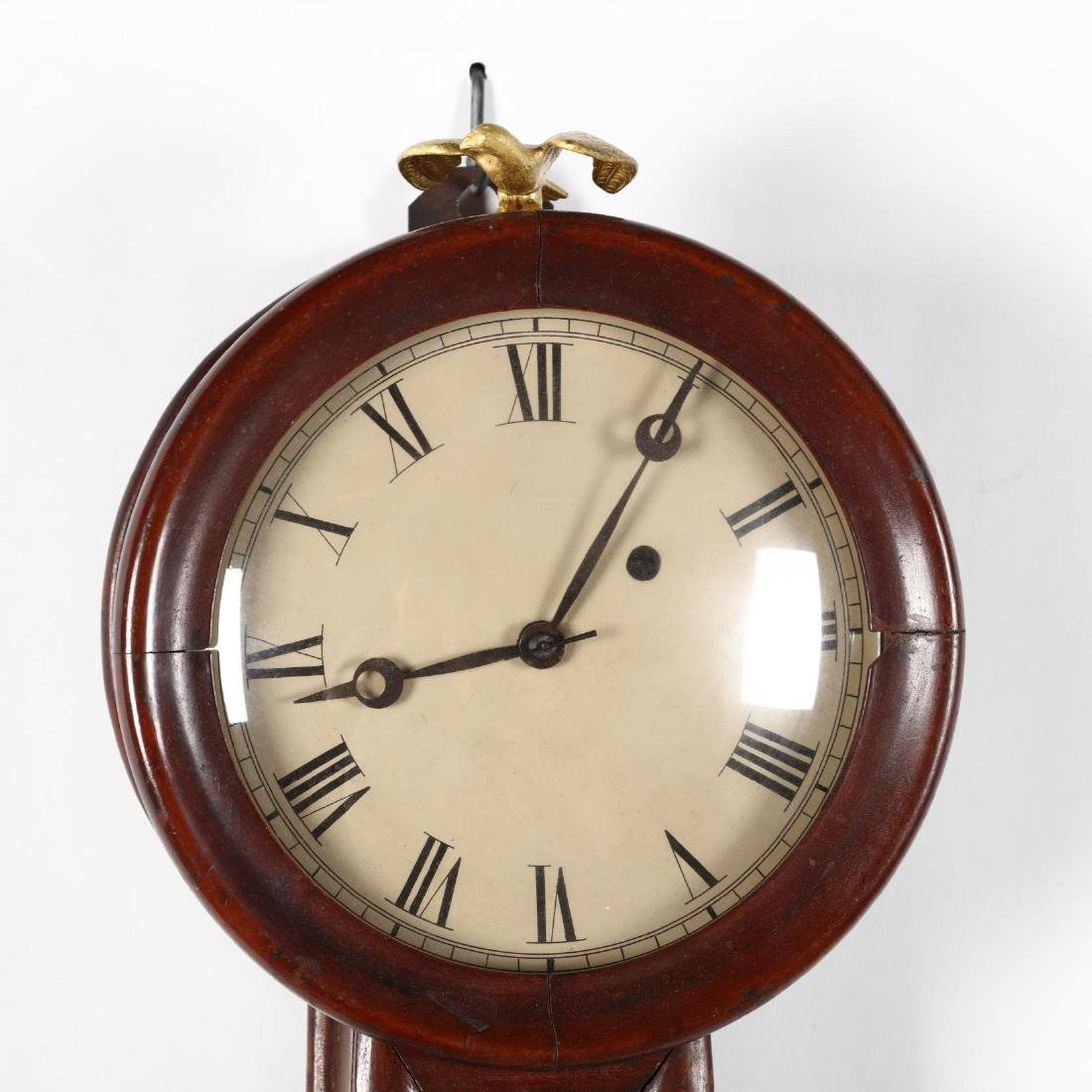 E. Howard Federal Banjo Clock - 2