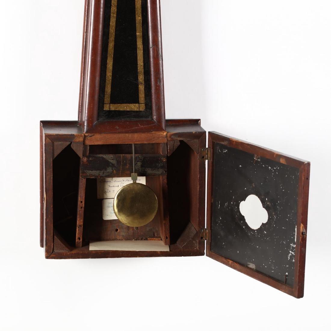 E. Howard Federal Banjo Clock - 3